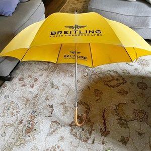Breitling Swiss Chronographs Umbrella Promotional